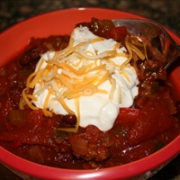 Firecracker Chili