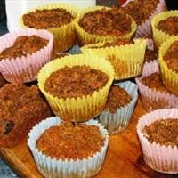 Flax - Bran Muffins