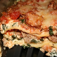 Florentine Lasagna