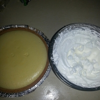 Florida Key Lime Pie