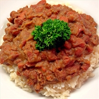 French Quarter Red Beans 'n Rice