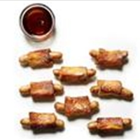 French Toast Pigs in Blankets