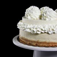 Fresh Banana Cream cheesecake