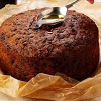 Fruit cake (Christmass cake)