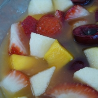 Fruit Soup - Raw Food Diet