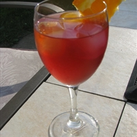 Fruited Herbal Iced Tea