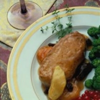 Fruited Pork Marsala