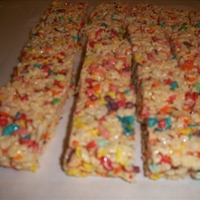 Fruity Rice Krispie Treats