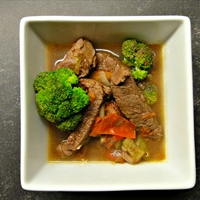 Garam Masala Beef and Broccoli (DailyBurn Ignite)