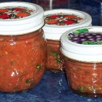 Garden fresh salsa