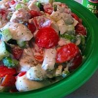 Garden Tuna Salad