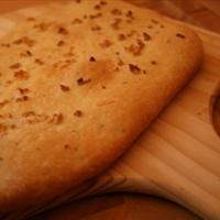 Garlic Focaccia Bread