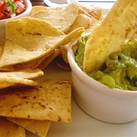 Garlic Guacamole