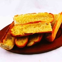 Garlic - Parmesan Toast