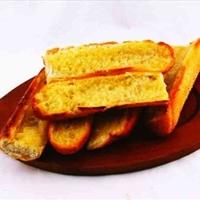 Garlic - Parmesan Toast
