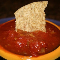 Gazpacho Salsa