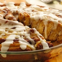 Giant Cinnamon Cheese Danish (Catherine Raffaele's)