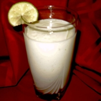 Ginger Melon Ball Smoothie (Low Carb)