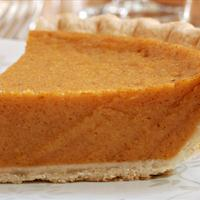 Gluten-free Impossible Pumpkin Pie