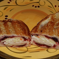 Gobble Gooble Goo Grilled Sandwiches