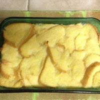 Golden Pineapple Casserole