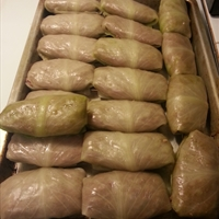 GRANDMA'S CABBAGE ROLLS