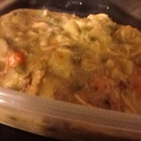 Grandmas Chicken and Dumpling Soup