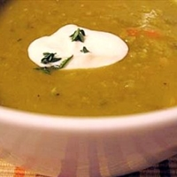 Grandma's Split Pea Soup