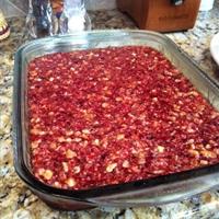 Grandmother's Cranberry Salad