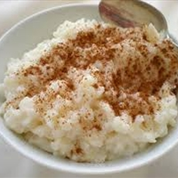 GreekBook: Rice Pudding