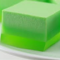 Green Flop Jell-O