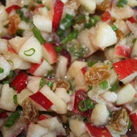 Grill: Ginger Nectarine Salsa
