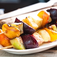Grilled Summer Fruit