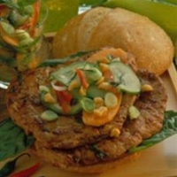 Grilled Thai Tenderloin Cutlets