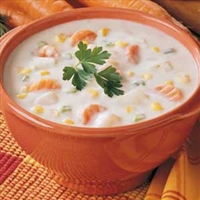 Halibut Chowder