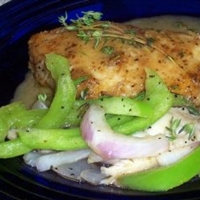 Halibut Piccata