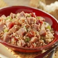 Ham Jambalaya
