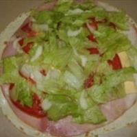 Ham Tortillas