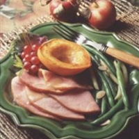 Ham with Cider Glaze