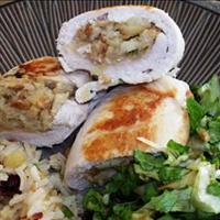 Hawaiian-stuffed Chicken Breast