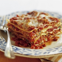 Heart Attack Lasagna