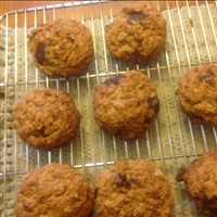 Heart Healthy Oatmeal Chocolate Chip Cookies
