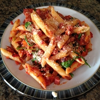 Hearty Penne Pasta