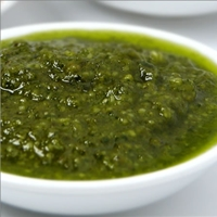 Hemp Seed Pesto -Lyn-Genet