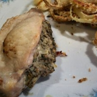 Herb-stuffed Pork Chops (5 Pts)