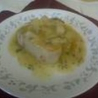 Herbed Pear Sauce for Fish