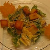 Home-style Caesar Salad