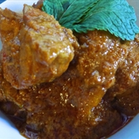 Home Style Chicken Curry