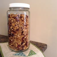 Homemade Nutty Granola