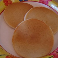 Homemade Pancakes